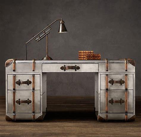 metal bureau superbe bureau en métal