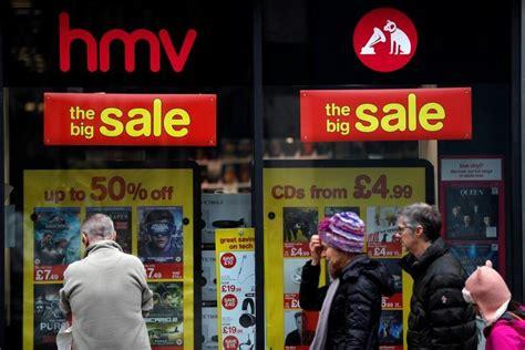 Financial Times Reports That British Music Retailer Hmv