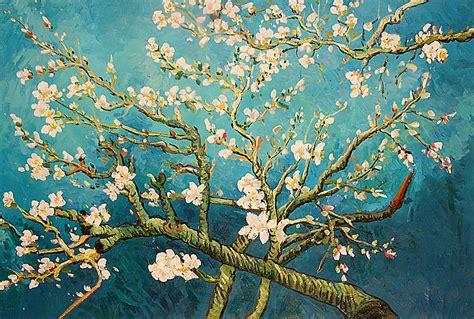 i fiori di gogh quadro mandorlo in fiore di gogh falso d autore