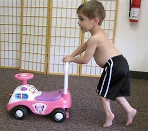 Idiopathic Toe Walking in children, PT for toe walking