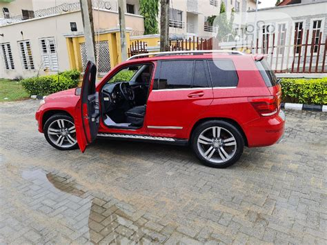Take your time to ascertain that a car meets your standard before going for it. Archive: Mercedes-Benz GLK-Class 2013 350 4MATIC Red in Lekki - Cars, Samjones Automobiles | Jiji.ng