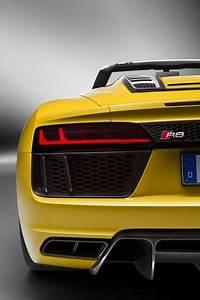 Audi R8 Fiche Technique : fiche technique audi r8 spyder ii 5 2 v10 fsi 610ch plus quattro s tronic 7 l 39 ~ Maxctalentgroup.com Avis de Voitures