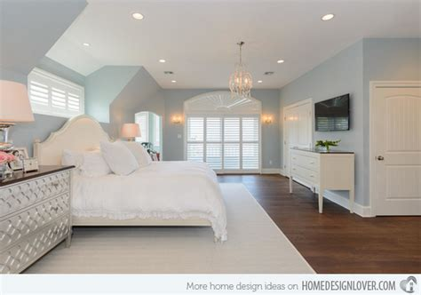 18 Charming & Calming Colors For Bedrooms  Decoration For