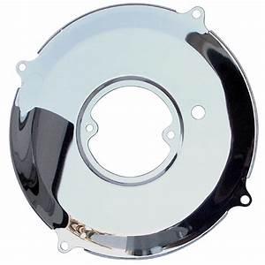 2157 Chrome Plated Generator  Alternator Backing Plate
