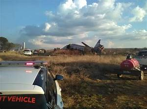 South Africa plane crash: 20 injured, one critical as ...