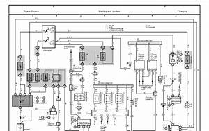 Technical Car Experts Answers Everything You Need  Charging System Wiring Diagram For 2001