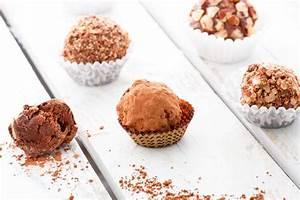 Homemade Nutella Chocolate Truffles