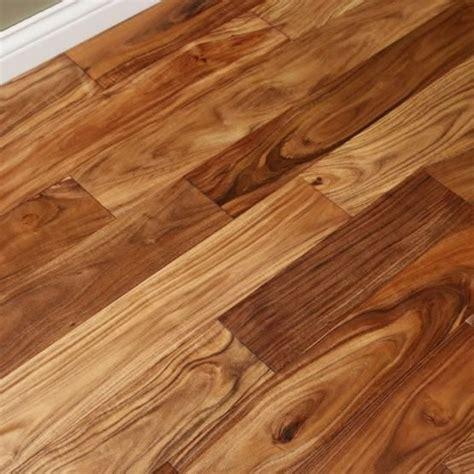 acacia engineered hardwood acacia natural 9 16 x 4 3 4 smooth small leaf engineered hardwood flooring our floors