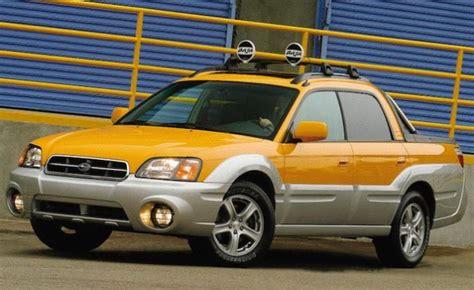 Subaru Brat Baja by Hurricanes Harvey And Irma Reveal Why Subaru Needs To