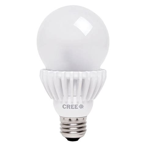 cree led light bulbs cree 100w equivalent soft white 2700k a21 dimmable led
