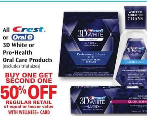 14932 Printable Coupons Crest Toothpaste by Printable Coupons And Deals Crest 3d While Toothpaste