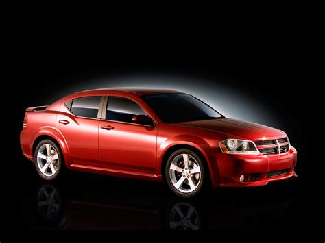 2006 Dodge Avenger by 2006 Dodge Avenger Concept Front And Side 1280x960
