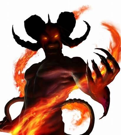 Demon Devil Hell Transparent Lucifer Clipart Background