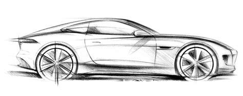 2011 Jaguar C-x16 Concept Supercar Supercars Drawing