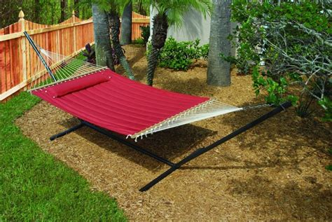 Lazy-day Backyard Hammock Ideas