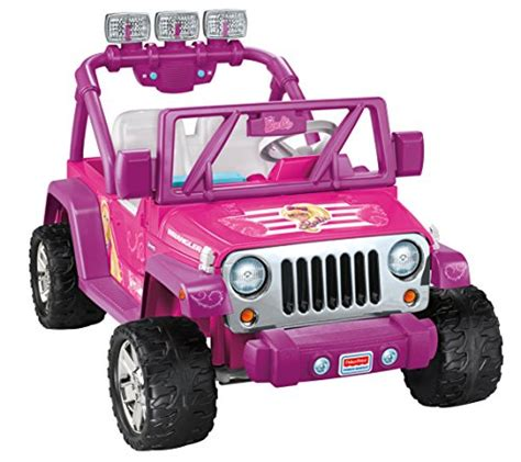 jeep power wheels for girls fisher price ride on toys power wheels barbie deluxe jeep