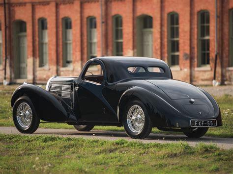 bugatti type 1938 bugatti type 57c atalante up for auction