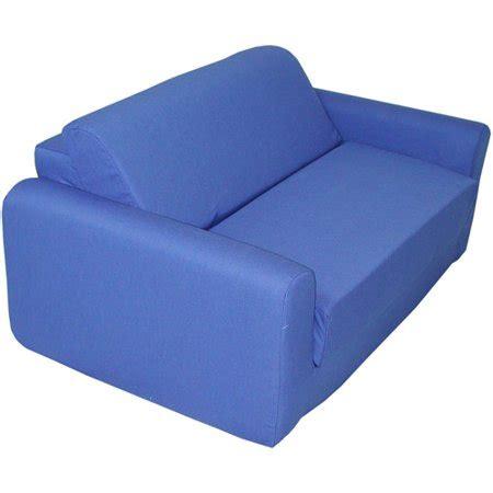 Children S Sleeper Sofa by Sofa Sleeper Blue Walmart