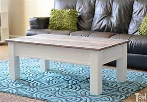 farmhouse coffee table with hidden storage her tool belt With farmhouse coffee table with storage