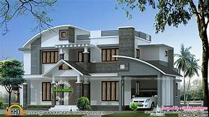 Contemporary mix house in 2500 sq