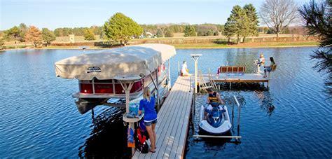 Shorestation Boat Lifts For Sale by Shorestation Boat Lifts Glen Craft Marina