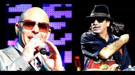 Pitbull Ft. Santana (chachacha)