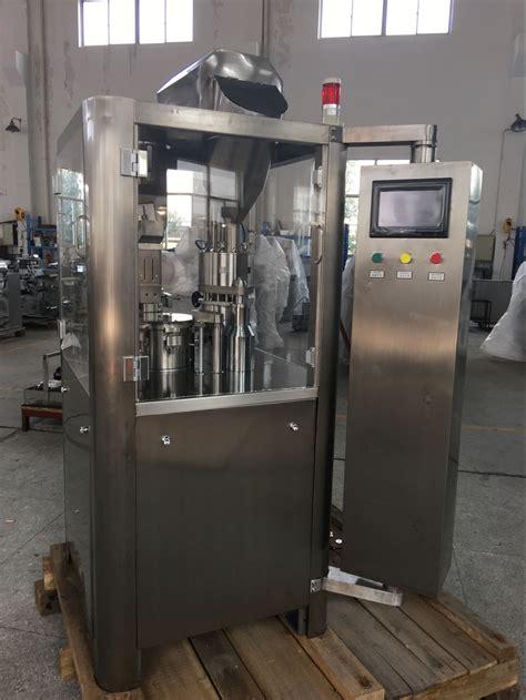 automatic hard gelatin capsule powder filling machine