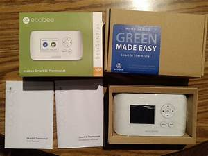 Review  Ecobee Smart Si Smart Thermostat