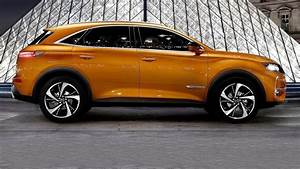 Citroen Ds Crossback : 2017 ds 7 interior exterior and drive great crossback youtube ~ Medecine-chirurgie-esthetiques.com Avis de Voitures