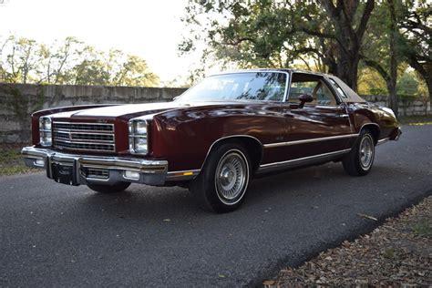 1976 Chevrolet Monte Carlo by 1976 Chevrolet Monte Carlo Orlando Classic Cars
