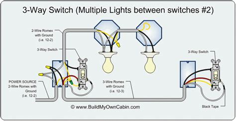 electrical how do i convert a 3 way circuit with two lights into two 3 way circuits that