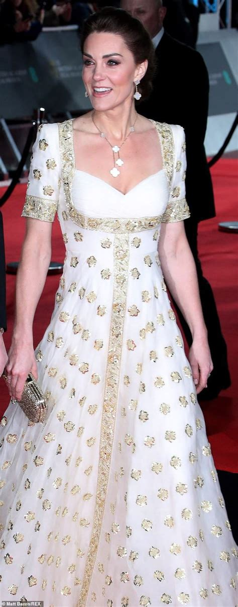 Kate Middleton Dazzles At BAFTAs 2020 » NaijaVibe