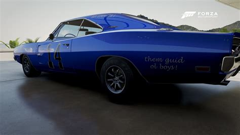 1969 Dodge Charger R/T   Forza 6   kudosprime.com