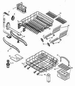Bosch Shu5306uc  11 Dishwasher Parts