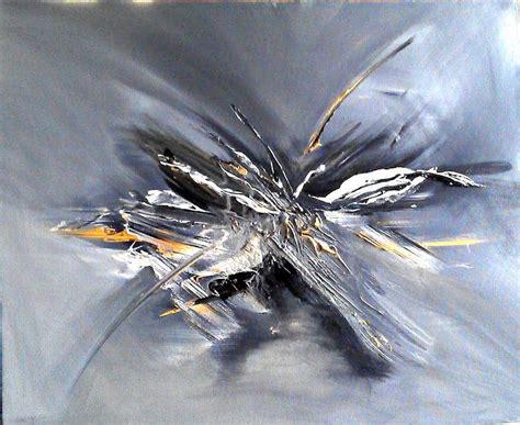 toile imprimee noir et blanc 46 best peintures au couteau images on