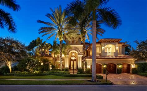 villa capri   million mediterranean mansion