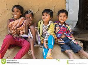 Children Smiling And Laughing Editorial Stock Photo ...
