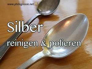 Warum Läuft Silber An : silberreinigung silber silberschmuck silberbesteck putzen polieren aufbewahren philognosie ~ Avissmed.com Haus und Dekorationen