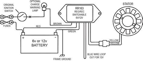 Alternator Kit For Ducati Single Cylinder