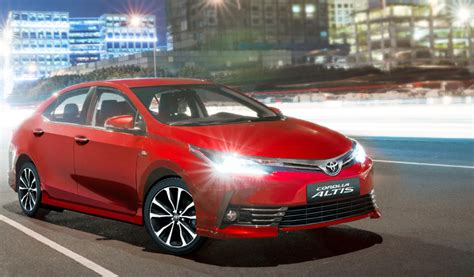 Toyota Corolla Altis Backgrounds by Read About The All New Toyota Corolla Altis
