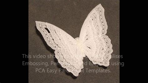 pca parchment craft easycut tpec demo  layered