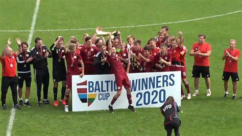Video: Latvijas U-17 izlase nospēlē neizšķirti ar ...