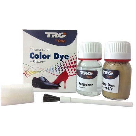 trg trg   shine leather dye kit colors