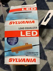 New Led Turn Signals Still Blink Rapidly With Sylvania Led