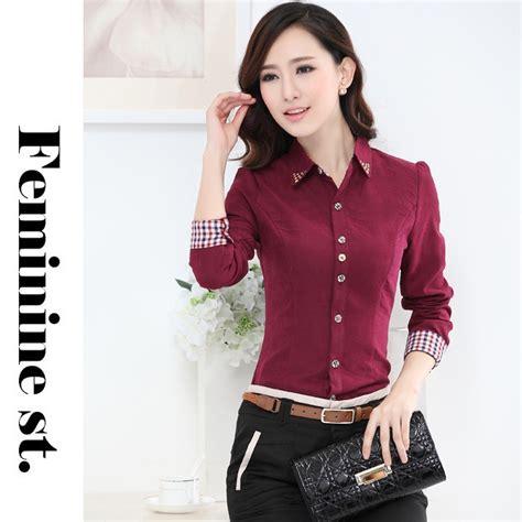 nuevo camisa con larga bai47f7eco801131782 bjwacvq camisas de traje hombre nuevo 2015 oto 241 o formales camisas rojas trabajo blusas de larga para mujer de la