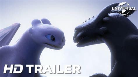 como treinar  seu dragao  trailer  dublado universal