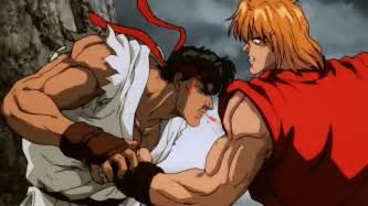 Resultado de imagem para ryu vs ken