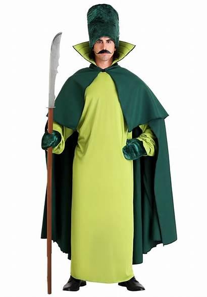 Costume Oz Guard Emerald Adult Wizard Costumes