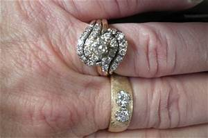 unemployed workers stage craigslist fire sale natasha39s With craigslist wedding rings for sale