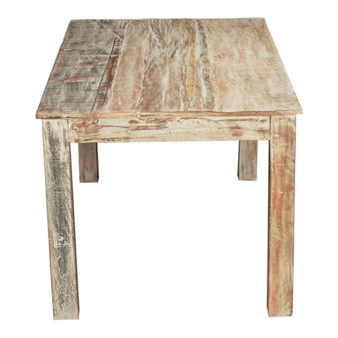 distressed wood dining table rustic reclaimed wood texas distressed dining table